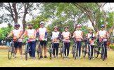 जम्मू काश्मिर ते कन्याकुमारी सायकल प्रवास